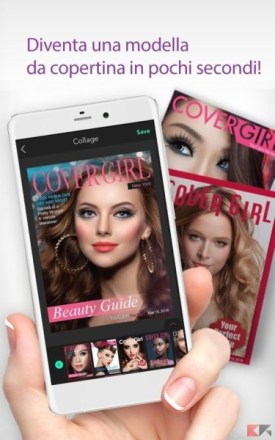 YouCam Perfect - App per Selfie e Ritocchi a Foto