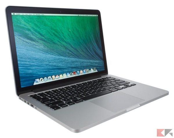 Macbook Pro 13 retina 2014