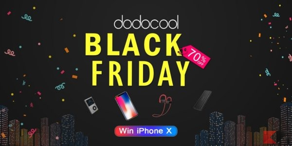 dodocool black friday