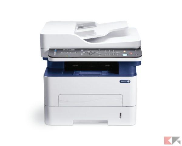 scegliere una stampante laser: Xerox