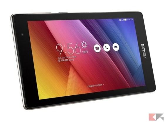 tablet da 7 pollici