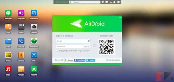 android pc smartphone windows