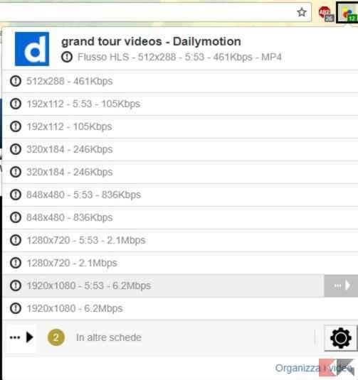 come scaricare video da DailyMotion