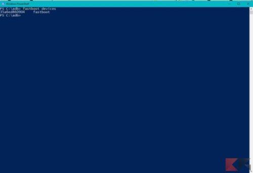 sblocco bootloader oneplus 6