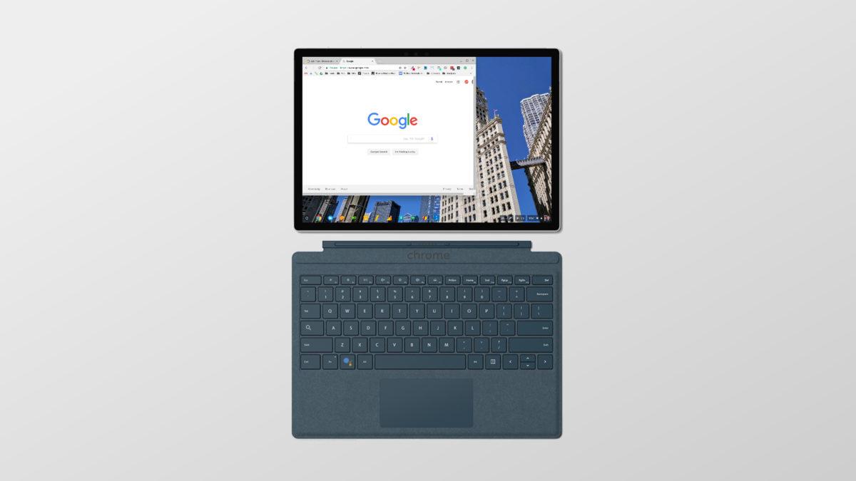 Google Pixel Slate potrebbe avere il dualboot con Windows