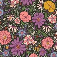 Freebie: Fall Floral Desktop Wallpaper and Calendar