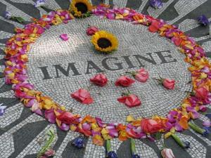 Imagine John Lennon Memorial (jlk)
