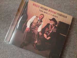 Willie Nelson Wynton Marsalis: Two Men with the Blues