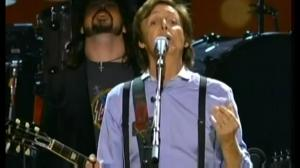 Paul McCartney and Dave Grohl Grammys