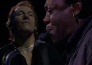 Bruce Springsteen Clarence Clemons
