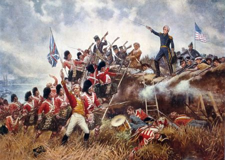 War of 1812 Battle of New Orleans