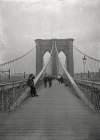 Brooklyn Bridge 1899
