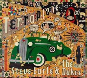 Steve Earle Blues