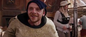 Star Wars Simon Pegg