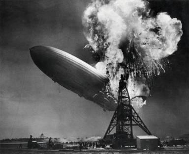 Hindenburg Lead Belly