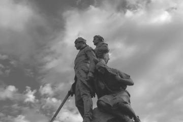 Charlottesville Statue