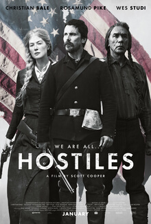 Hostiles movie