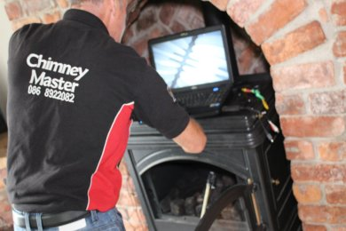 Chimney Camera Survey