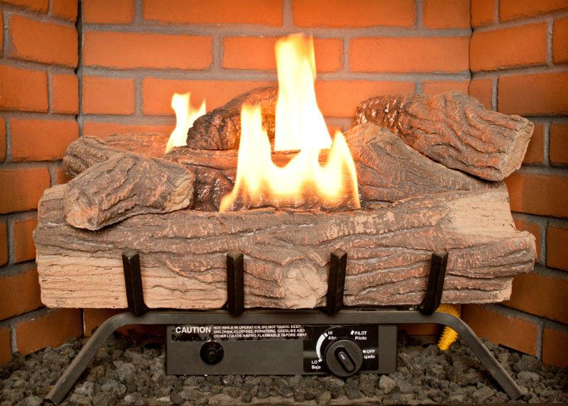 Gas Fireplace Conversion  Richmond VA  Chimney Saver Solutions