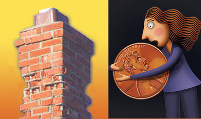 Dont Skip Chimney Maintenance to Save Money  Budget for Chimney Inspections