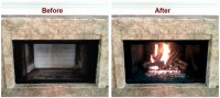 Gas Logs | Atlanta | Gas Log Installation | Gas Fireplace ...