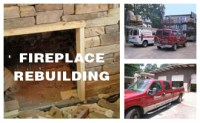 Fireplace Restoration | Fireplace Rebuilding | Restore Old ...