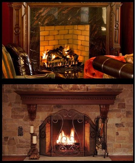 PreCast Masonry Fireplaces  Atlanta  Custom Fireplace Construction