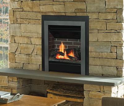 Atlanta  Gas Fireplaces  Zero Clearance  Gas Fireplace Installation  Service