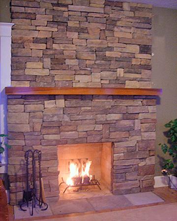 Wood Burning Fireplaces  Zero Clearance Wood Burning Fireplaces  Atlanta