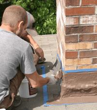 Leaky Chimney Repair in Peachtree City GA | Chimney Leak ...