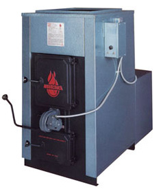 Outdoor Wood Burning Furnace