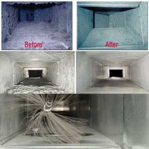 Commercial & Residential Air Duct Sweeping NY