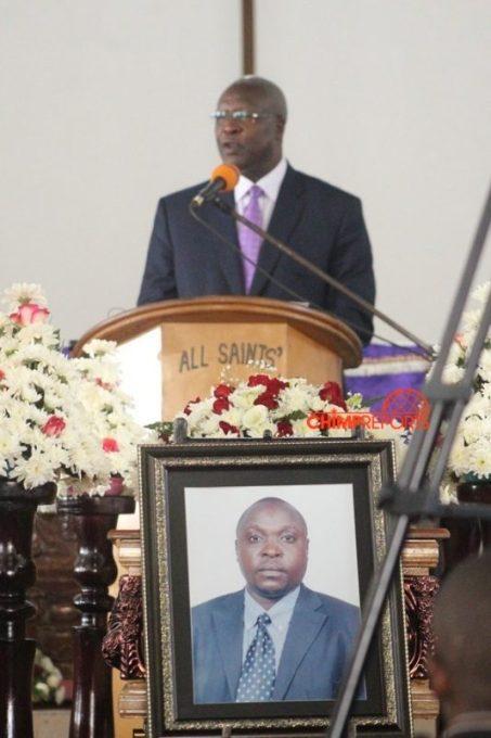 Chief Justice Bart Katureebe