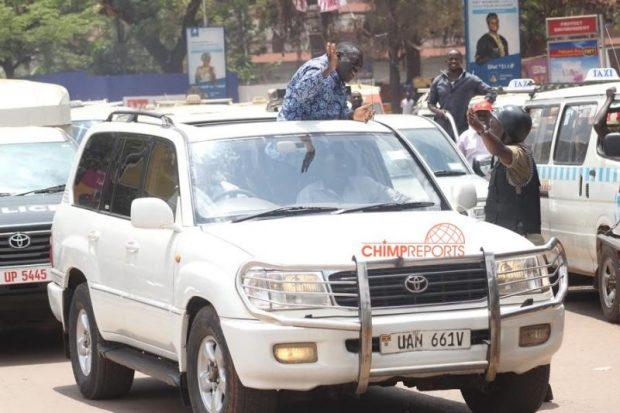 Besigye argues Kaheebwa