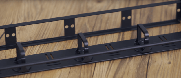 horizontal cable management tool