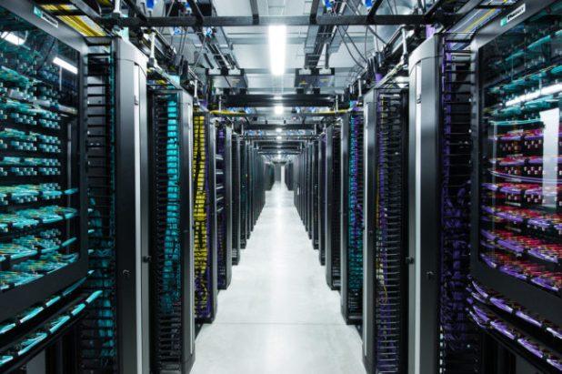 Figure 1: Data Center Racks