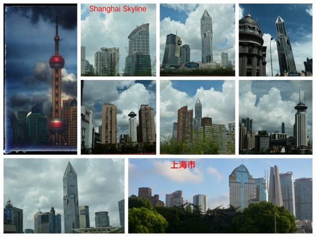 China Shanghai Puxi Pudong
