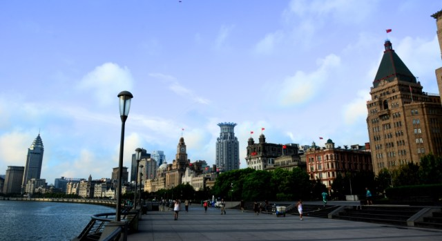 China Shanghai The Bund