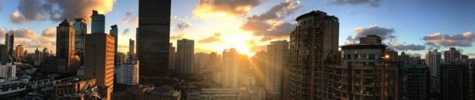 Shanghai Weekday Morning