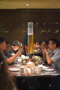 China, Shanghai, Pudong, XinJiang Restaurant