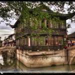 China, Shanghai, Nanxiang