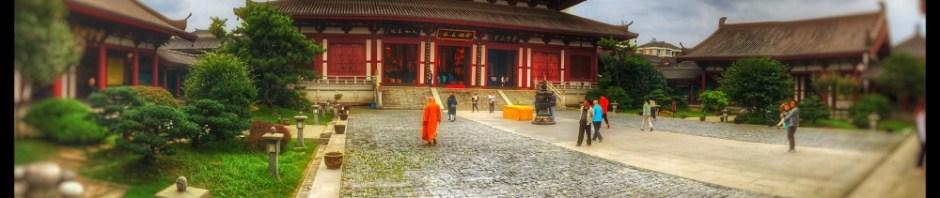 China, Shanghai, Nanxiang, Yunxiang Temple