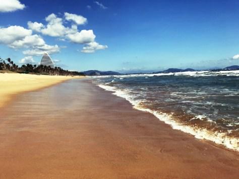 China, Hainan Island, Sanya, Haitang Bay