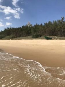 China, Hainan Island, Sanya, Haitang Beach