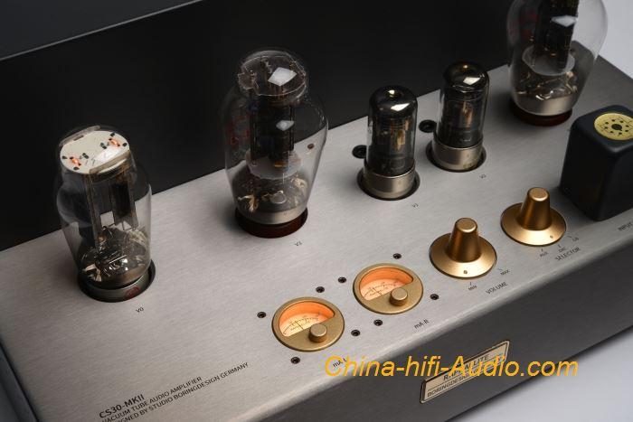 Class A Audio Amplifier Circuit