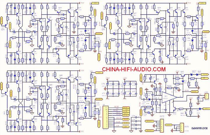 5 1 home theater circuit diagram 1997 ford f250 trailer wiring tone winner ad 9600se hifi av amplifier china declaration