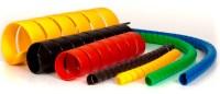 Spiral Wrap Hose Protectors - Hose Protection Sleeve
