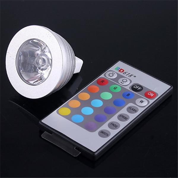 Multicolor Light Bulb Remote