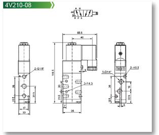 Pneumatic Exhaust Valve Pneumatic Manifold Wiring Diagram
