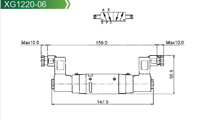 Pneumatic Valve XG1120 Series Solenoid Valve,XG1120 Series